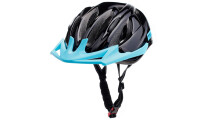 Шлем детский Green Cycle ROWDY размер 50-56см черный лак