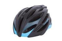 Шлем Green Cycle New Alleycat черно-синий матовый