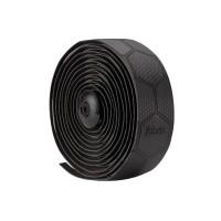 Обмотка руля Fabric Hex Duo, силиконовая, черная