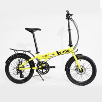 ВЕЛ Велосипед(Vento) FOLDY ADV  Yellow Gloss