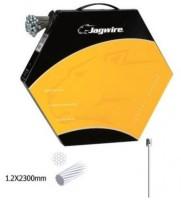 Трос для переключателя JAGWIRE Workshop 6009863 шлифов. гальванизир. 1.1х2300мм - Sram/Shimano (100шт)