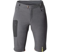 Велошорты Mavic ALLROAD FITTED BAGGY SHORT, мужские, серые