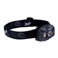 Фонарик INFINI HAWK 100-Black налобный