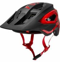 Вело шлем FOX SPEEDFRAME PRO HELMET [Black/Red]