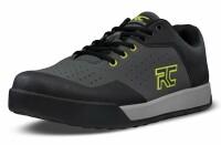 Вело обувь Ride Concepts Hellion Men's [Charcoal/Lime], 9.5