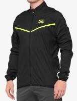 Куртка Ride 100% CORRIDOR Stretch Windbreaker [Black], M