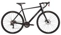 """Велосипед 28"""" Pride ROCX 8.3 2020 BLACK/GREY, чёрный"""