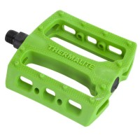 "Педаль Stolen THERMALITE PEDAL 9/16"" LOOSE BALL, зеленая"