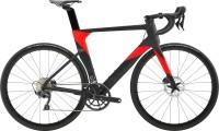 """Велосипед 28"""" Cannondale SYSTEMSIX Carbon Ultegra 2019 ARD красный"""