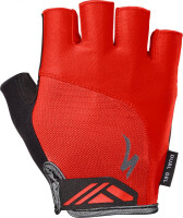 ВЕЛ Рукавички BG DUAL GEL GLOVE SF RED M (67019-1023)