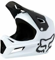 Детский вело шлем FOX YTH RAMPAGE HELMET [White], YS