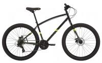 """Велосипед 27.5"""" Pride ROCKSTEADY 7.1 рама - M/L/XL 2021 черный"""