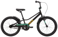 """Велосипед 20"""" Pride FLASH 20 2021 черный"""