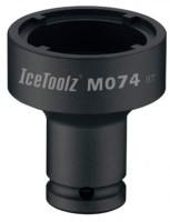 Инструмент ICE TOOLZ M074 д/уст. стопорного кольца в каретку -4 лапки