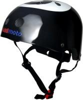 Шлем детский Kiddimoto бильярдный шар, чёрный
