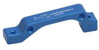 Адаптер Bengal торм. калипера передний 180mm IS синий