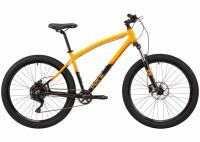 """Велосипед 27.5"""" Pride RAGGEY рама - M/L/XL 2021 оранжевый"""