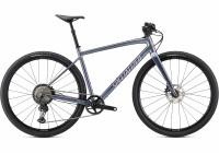 ВЕЛ Велосипед DIVERGE E5 EXPERT EVO  FLKSIL/OIL L (96220-3004)