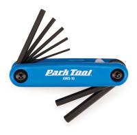 Набор складн. шестигран. Park Tool 1.5mm-6mm (1.5mm, 2mm, 2.5mm, 3mm, 4mm, 5mm, 6mm)