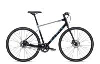"""Велосипед 28"""" Marin PRESIDIO 1 2020 Gloss Black/Charcoal/Cyan"""