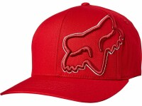 Кепка FOX EPICYCLE FLEXFIT HAT [RED/WHITE], S/M