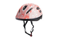 Шлем детский Green Cycle MIA размер 48-52см розовый лак