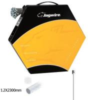 Трос для переключателя JAGWIRE Basics BWC1011 гальванизир. 1.2х2300мм - Sram/Shimano (100шт)