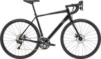 "Велосипед 28"" Cannondale SYNAPSE 105 2020 BBQ, чёрный"