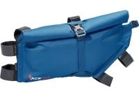 Сумка на раму Acepac ROLL FRAME BAG L, синяя