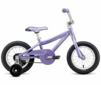 ВЕЛ Велосипед HTRK 12 CSTR GIRL  PUR (9410-1706)