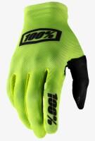 Вело перчатки Ride 100% CELIUM Gloves [Fluo Eyllow], L (10)