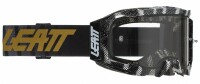 Мото очки LEATT Goggle Velocity 5.5 - Grey 58% [Zebra], Colored Lens