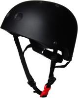 Шлем детский Kiddimoto чёрный матовый