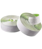 Обмотка руля Cannondale Microfiber Plus white-green
