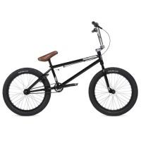 "Велосипед 20"" Stolen CASINO XL рама - 21.0"" 2020 BLACK & CHROME PLATE"