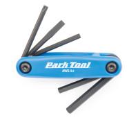 Набор складн. шестигран. и отверток Park Tool 4mm, 5mm, 6mm Torx T25