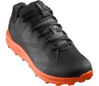 Обувь Mavic XA Black/Black/Puffin S Bill черно-оранжевая