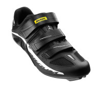 Обувь Mavic AKSIUM II,  Black/White/Bk черно-бела