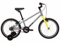 """Велосипед 18"""" Pride GLIDER 18 2021 серый"""