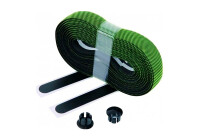 Обмотка руля Green Cycle GBG-320 Вспененная резина 30х1900 зеленый