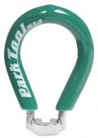 "Ключ д/спиц Park Tool 130"" зелен."
