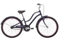 "Велосипед 24"" Pride SOPHIE 4.1 темно-синий 2018"