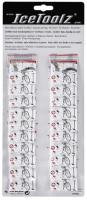 Набор заплаток ICE TOOLZ 56H2 AirDam 20компл