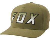 Кепка FOX HIGHTAIL IT FLEXFIT HAT [OLIVE GREEN], S/M