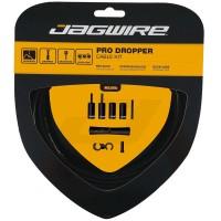Комплект JAGWIRE Pro Dropper Kit PCK600 для подседельных штырей с дроппером, black