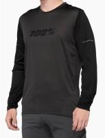 Вело джерси Ride 100% RIDECAMP Long Sleeve Jersey L