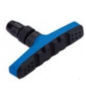 Колодки тормозные резьбовые ALHONGA HJ EN02-BU сине-черные