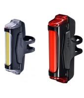 Набор INFINI I-461WR1-Black 5 режимов, USB кабель, литий-ионные полимерные батареи в комплекте