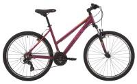 "Велосипед 26"" Pride STELLA 6.1 рама - M 2021 бордовый"
