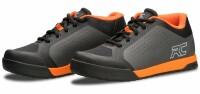 Вело обувь Ride Concepts Powerline Men's [Charcoal/Orange], 10.5